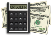 How much money is a CR Solar solar panels solution going to save you?